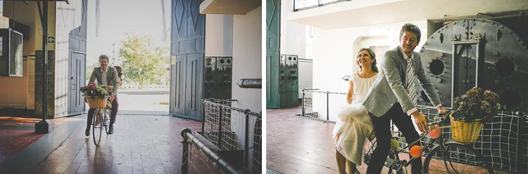 Nuria + Daan: Boda en el museo