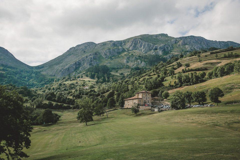 Palacio de Rubianes Asturias