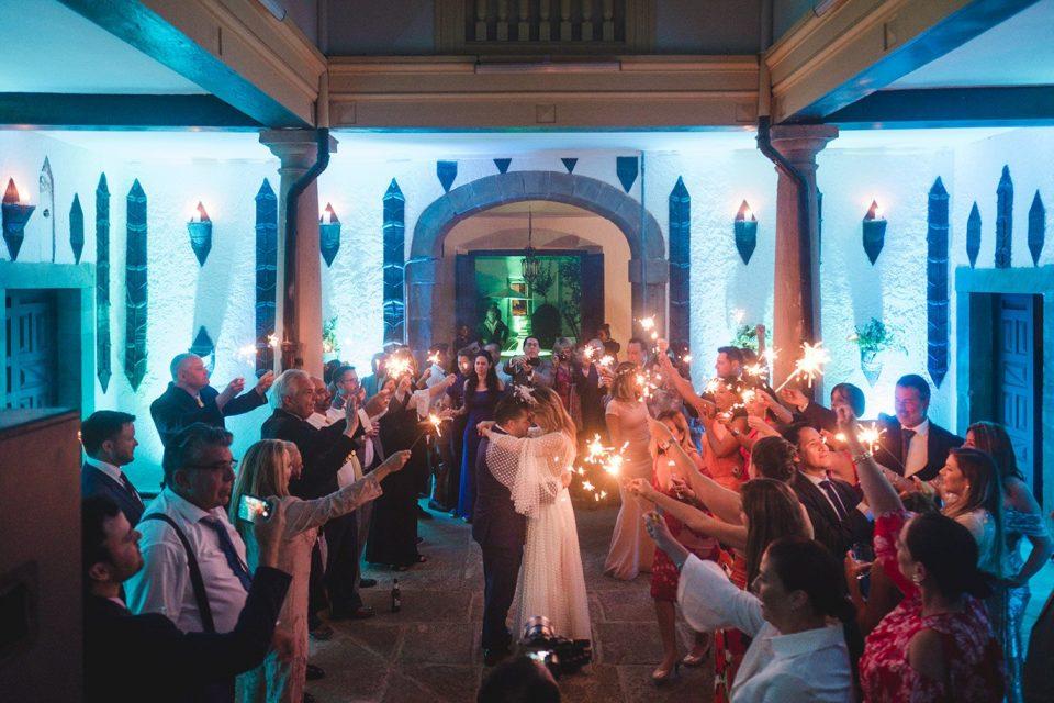 boda Palacio de Valdesoto