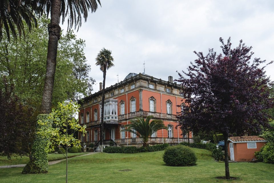 finca para bodas Villa María Asturias