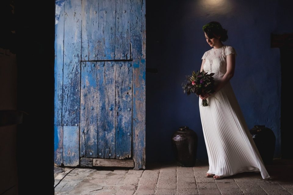 vestido de novia Otaduy