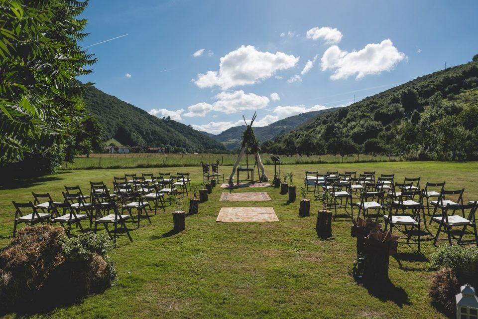 boda Palacio de Agüera