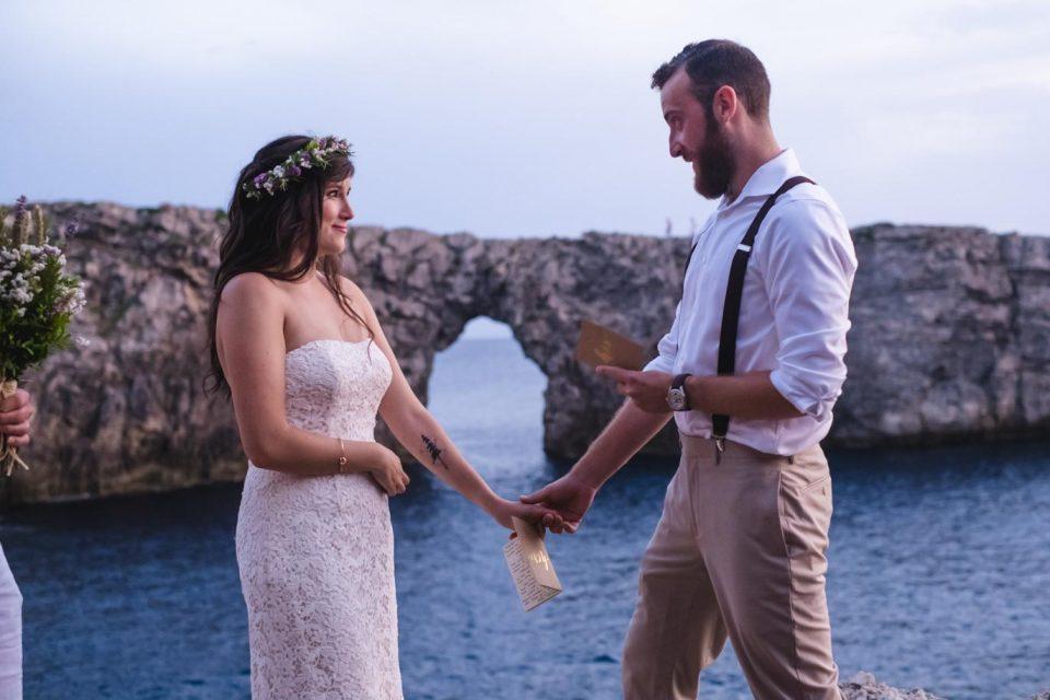 Elopement Menorca