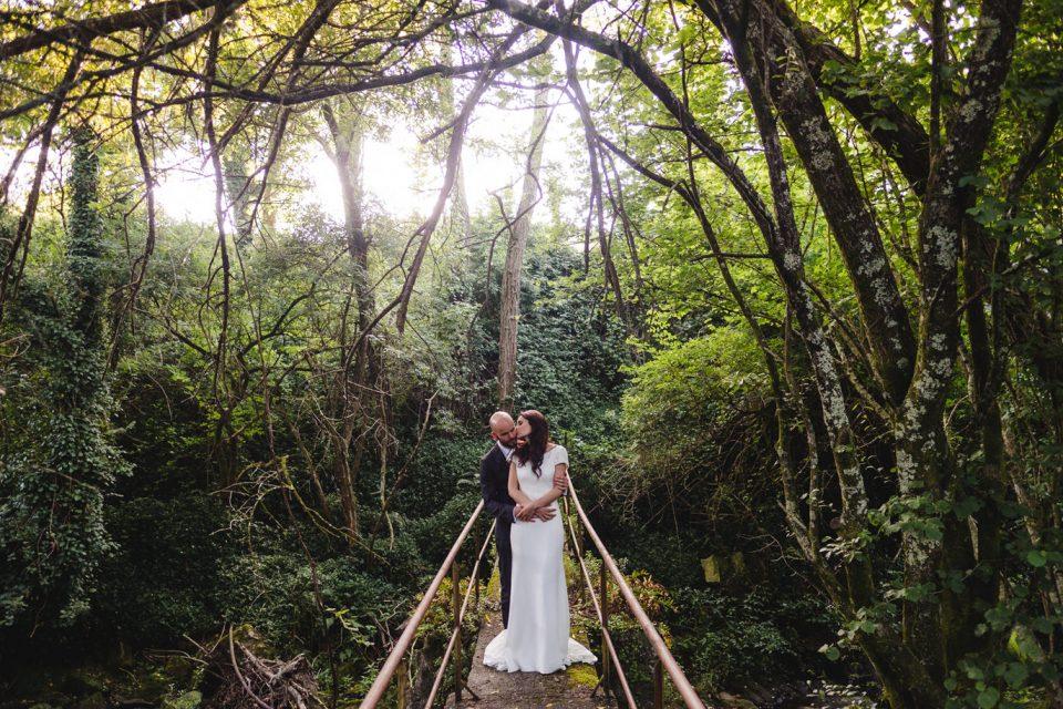 Fotografod de bodas Galicia