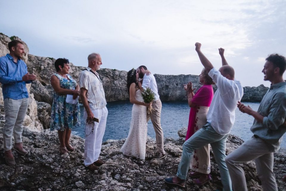Wedding photographer Menorca