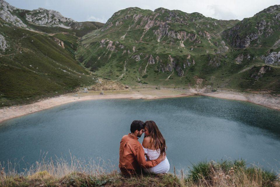 Sesion de pareja en Asturias