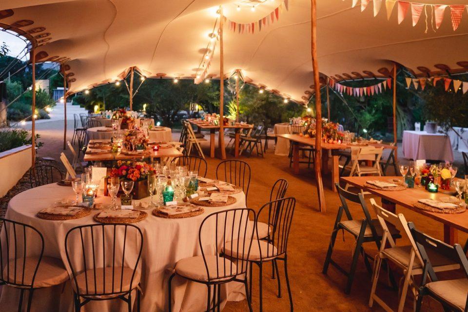 banquete boda en LAvellana