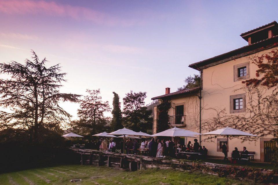 Palacio para bodas en asturias