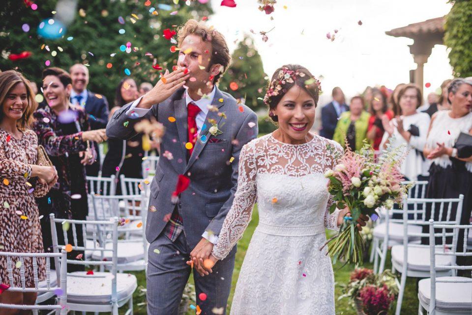 boda Palacio de La Riega