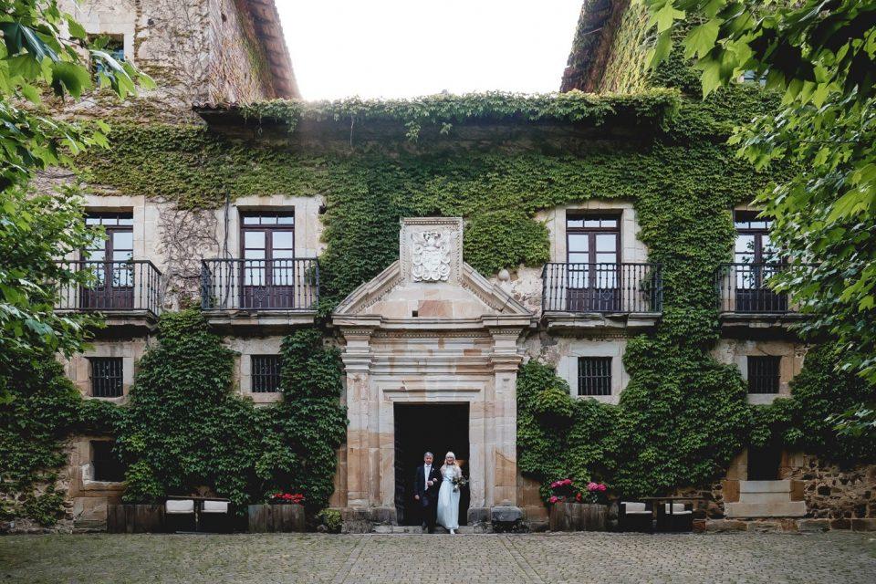 Palacio Marques de Casa Estrada bodas asturias