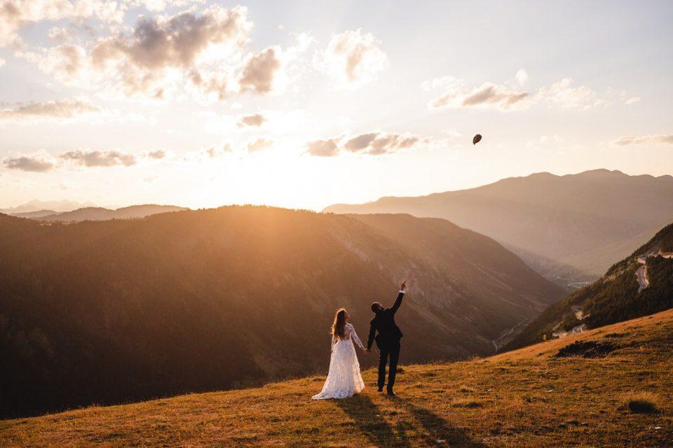 Fotografo de bodas en Baqueira Beret