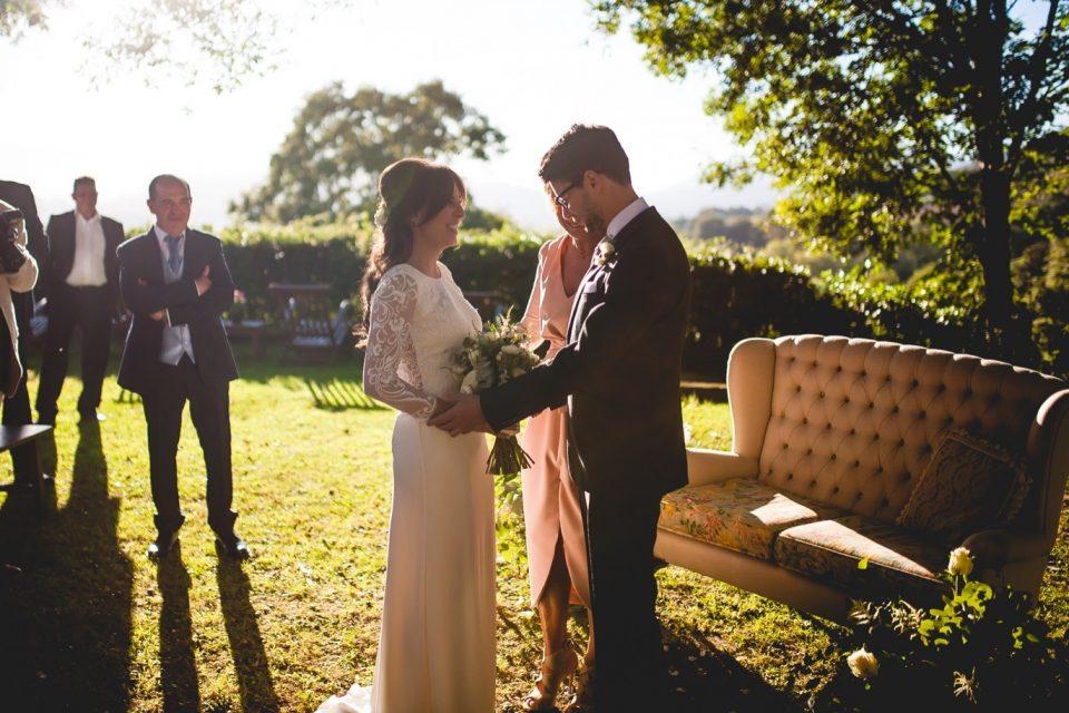 bodas en asturias al aire libre