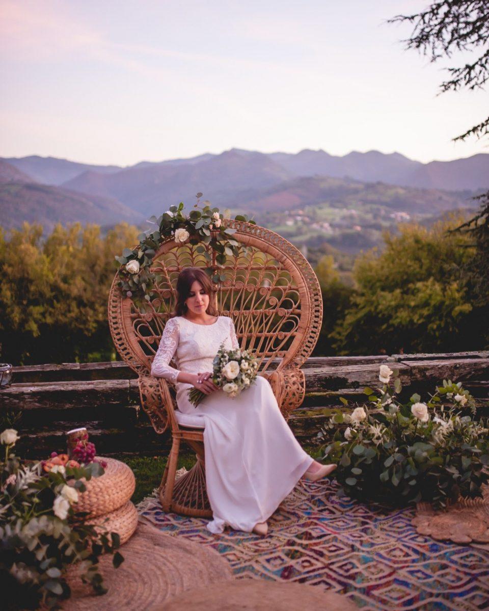 decoración floral bodas en asturias