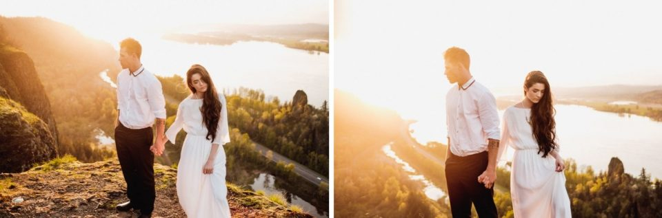 Vista Point Wedding Editorial