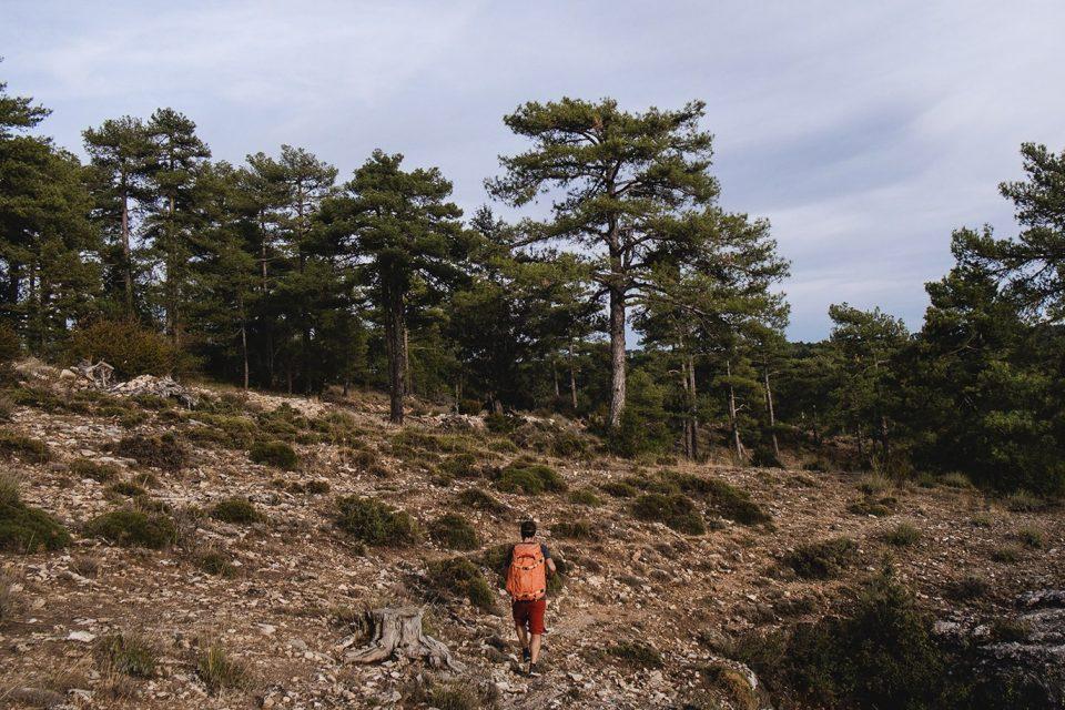trekking por la Serranía de Cuenca
