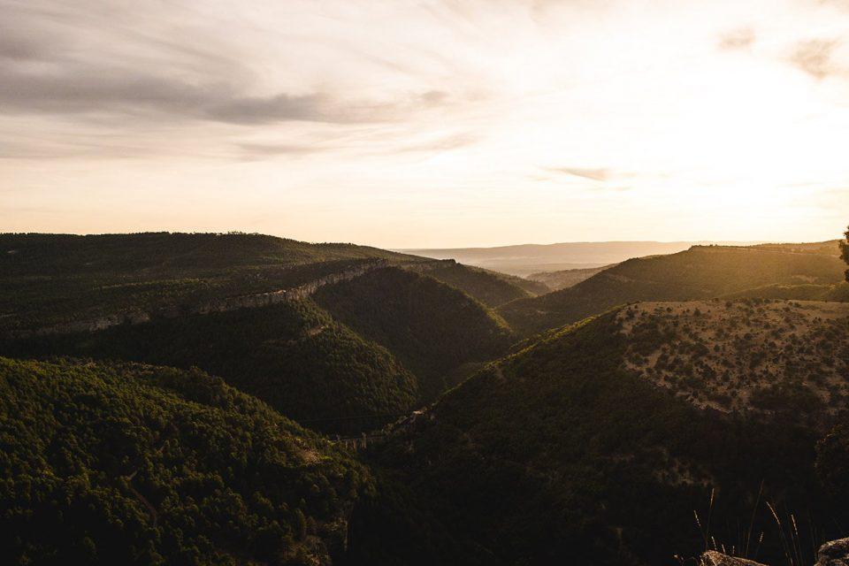 paisajes de la Serranía de Cuenca