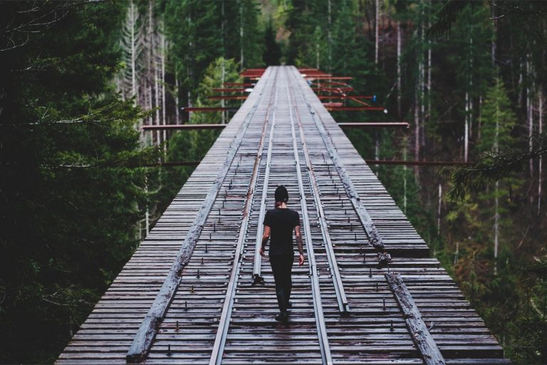 """ MICROAVENTURA -1- "" VANCE CREEK BRIDGE"