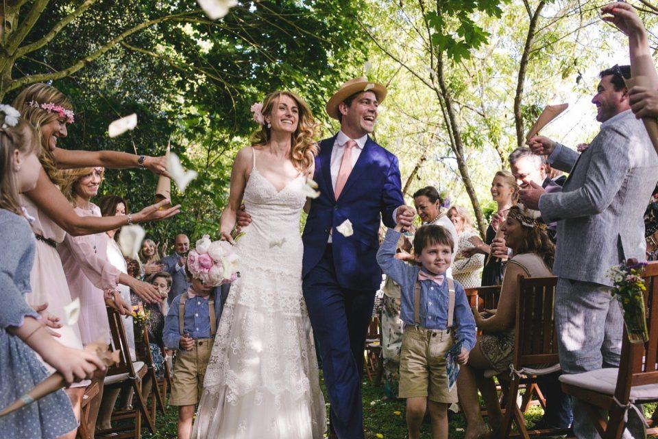 boda en Castiello de Selorio