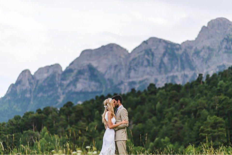 boda en Piedrafita Lodge