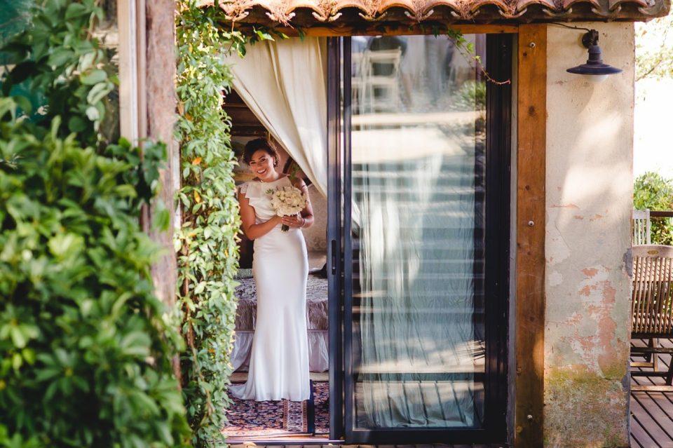 vestido de novia Cataluña
