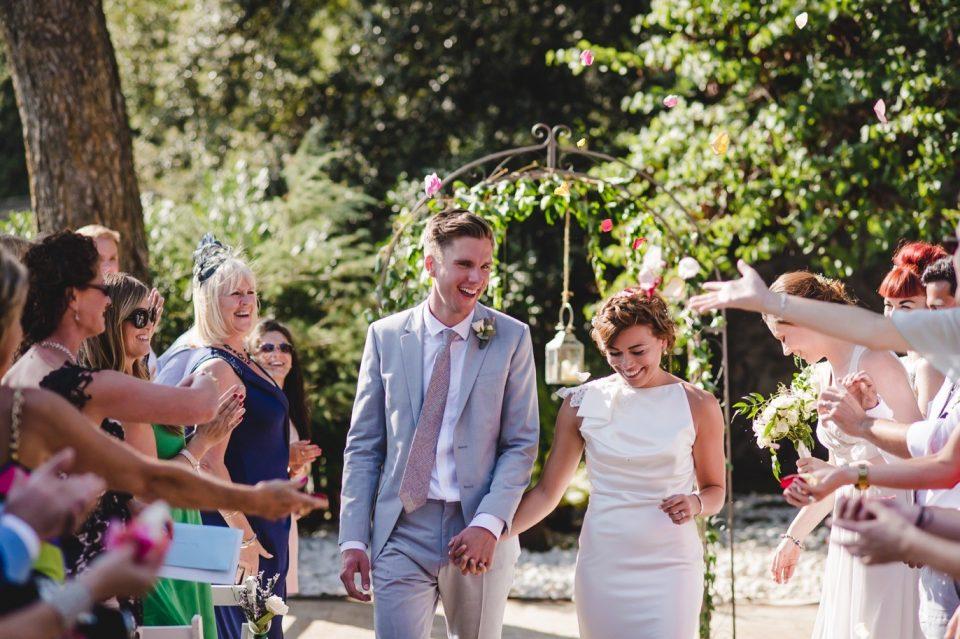 celebración boda en Cataluña