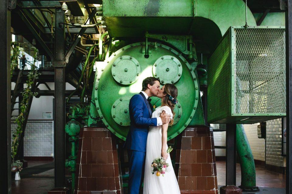 boda en el Museo de Ponferrada