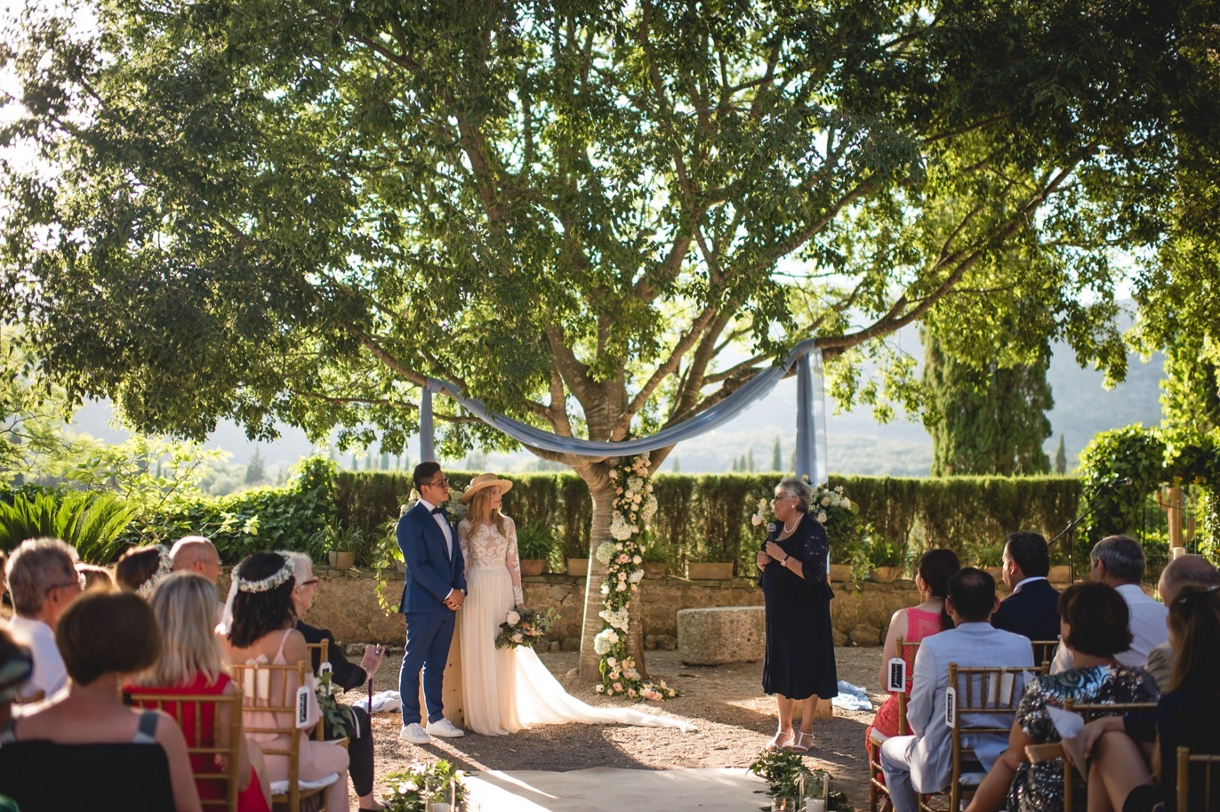 venue for weddings in mallorca