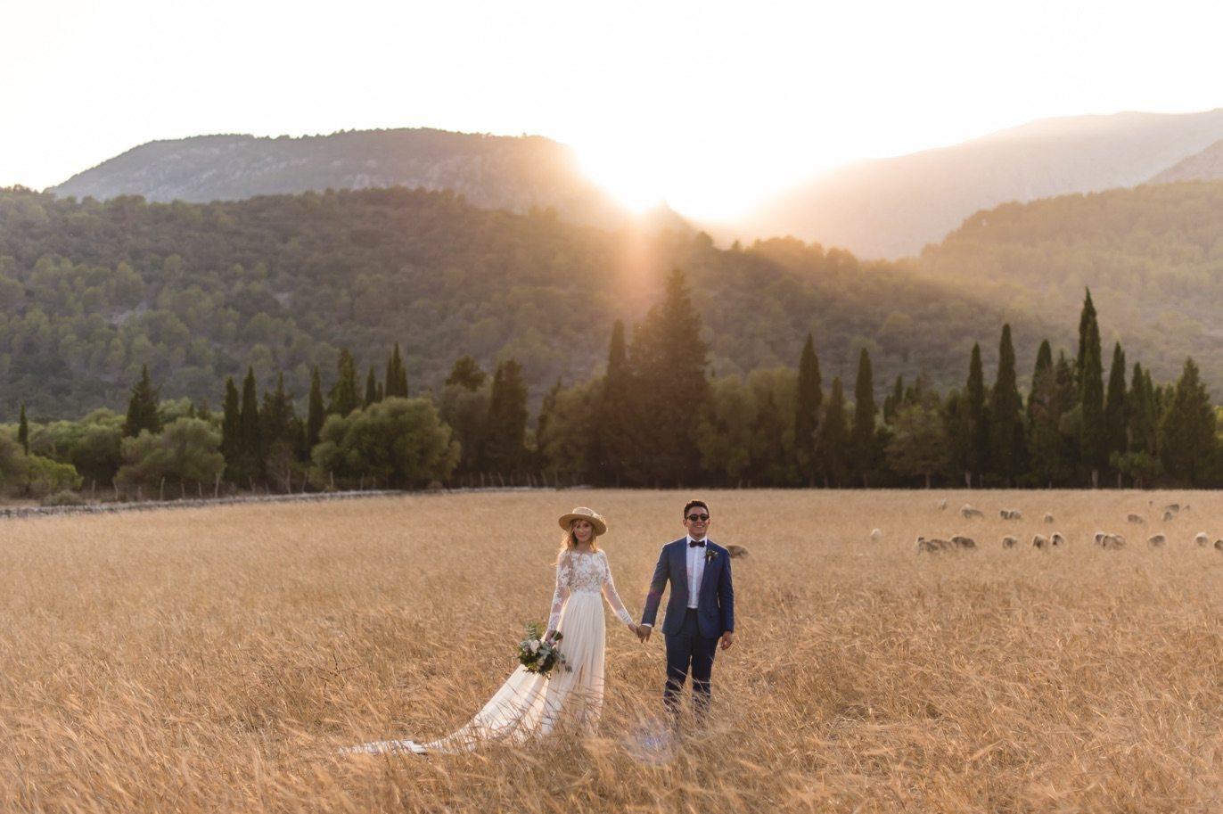 fotógrafos de bodas en Mallorca