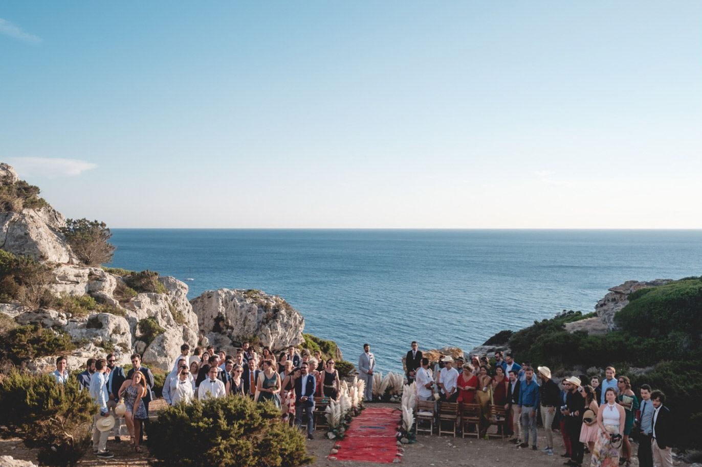 ceremonia boda civil en menorca