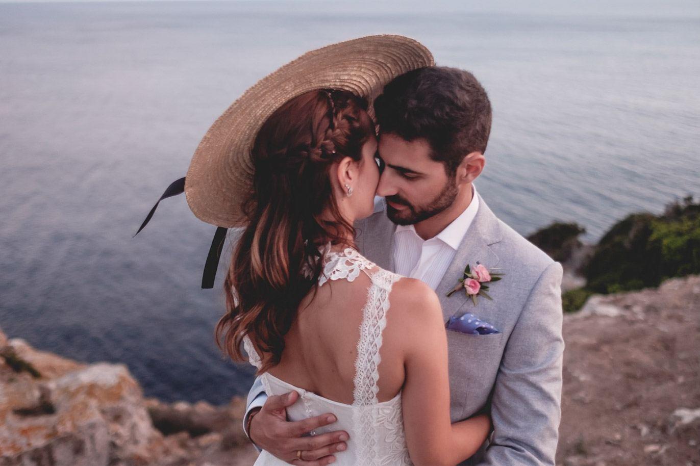 fotógrafo de boda en Menorca