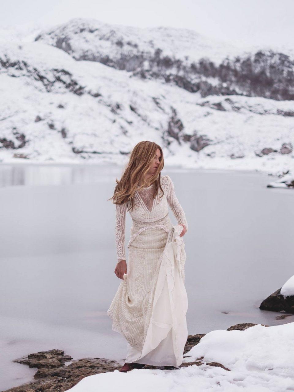 winter dresses for bride asturias