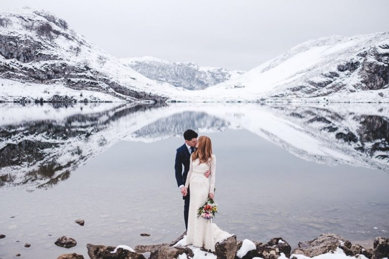 WINTER WEDDING : ANAIS + FREDY