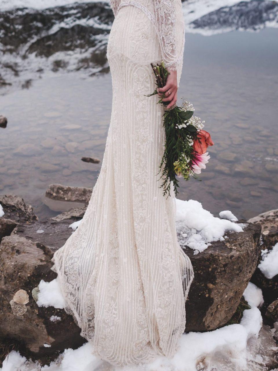 asturias wedding dress