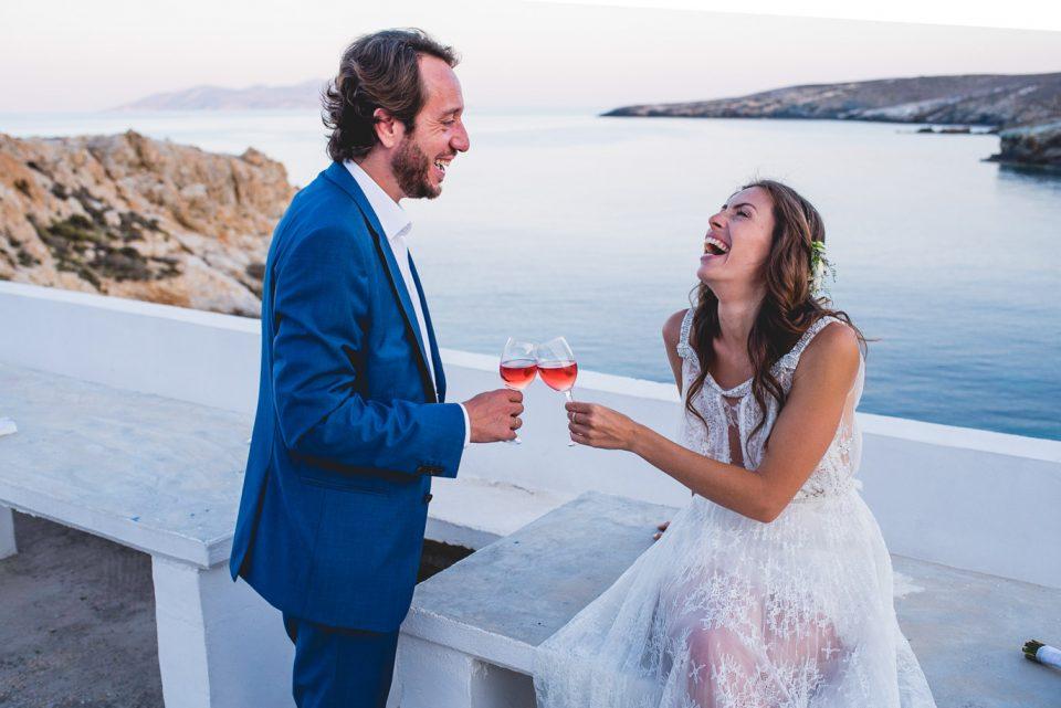 Serifos Wedding