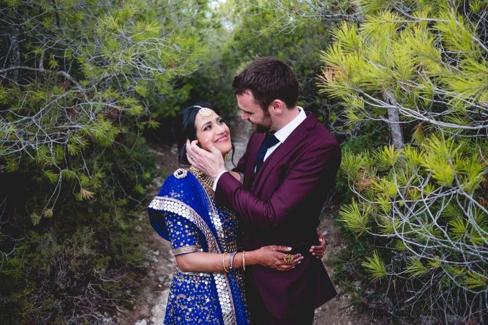 Hindu wedding Barcelona