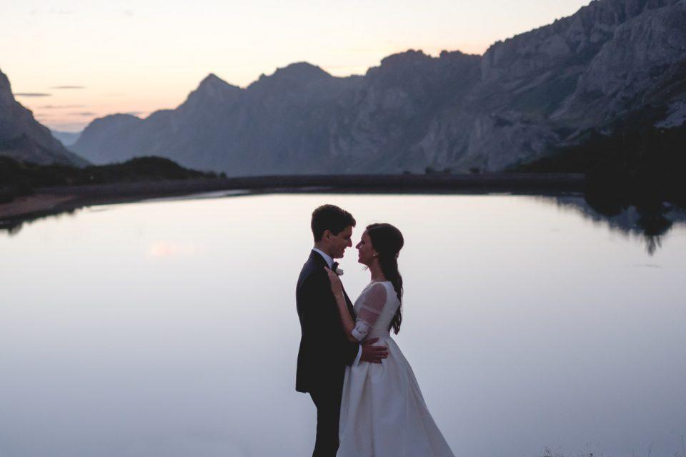 Foto de boda en Asturias
