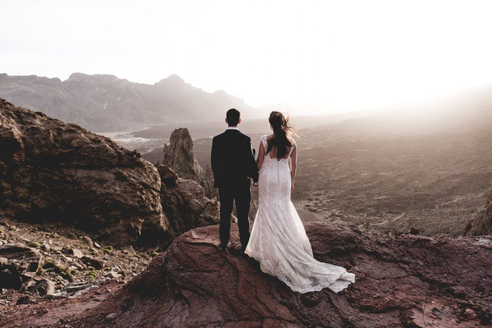 Wedding photographer Tenerife