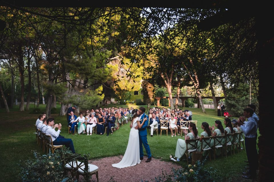 Wedding in Masia Ribas
