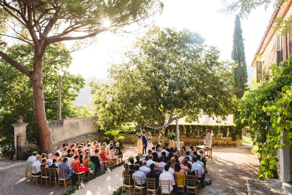Fangar Mallorca Wedding