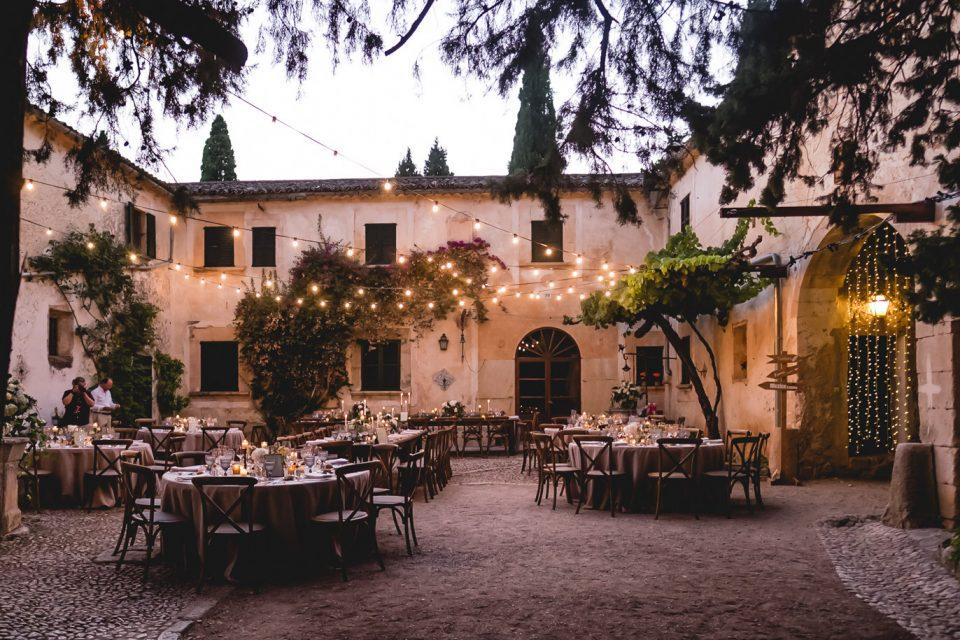 Wedding in Fangar Mallorca